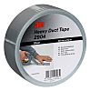 3M Scotch 2904 Silver Duct Tape, 48mm x