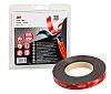 3M 5962F, VHB™ Black Foam Tape, 19mm x