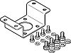 Festo DARQ Series Adapter, For Use With Mounting