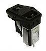 Schaffner,6A,250 V ac Male Panel Mount IEC Filter