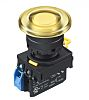 Idec YW Illuminated Yellow Push Button Complete Unit