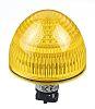 Idec, HW, Flush Mount Yellow LED Pilot Light