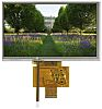 Midas MCT070PC12W800480LML OLED Display, 7in, 800 x 480pixels