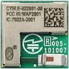 Cypress Semiconductor CYBLE-022001-00 Bluetooth Chip 4.1