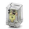 Phoenix Contact, 48V dc Coil Non-Latching Relay TPDT,