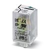 Phoenix Contact TPDT Non-Latching Relay, 110V dc Coil,
