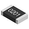 100Ω 0201 Thick Film SMD Resistor ±5% 0.05W