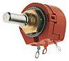 RS PRO Potentiomètre bobiné Linéaire 1kΩ Montage panneau 6 mm ±10%
