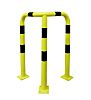 RS PRO Black & Yellow Barrier, Collision Protection