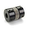 Ruland Stainless Steel 25.4mm OD Bellows Coupling with