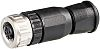 RS PRO Straight M12 Industrial Automation Cable Assembly,