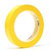 3M 471 Yellow Vinyl Tape, 12mm x 33m,