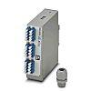 Phoenix Contact 12 Port LC Single Mode Duplex