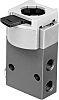 Festo G 1/8 Manual Pneumatic Drain, SVS-3-1/8