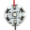 ILS ILH-OG01-NW90-SC221-WIR200., OSLON 1 Circular LED Array, 1