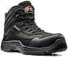 V12 Footwear Caiman Black Composite Toe Cap Safety
