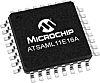 Microchip ATSAML11E16A-AU, 32bit Microcontroller, SAML11, 32MHz,