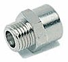 RS PRO Straight Brass Hose Connector, 5 MPa,