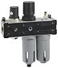 RS PRO G 1/2 Pneumatic Air Lubricator, 20μm
