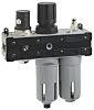 RS PRO G 1/4 Pneumatic Air Lubricator, 20μm