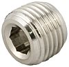 RS PRO Stainless Steel Blanking Plug