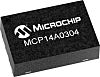 Microchip MCP14A0304T-E/MNY Dual Low Side MOSFET Power Driver,