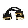 Startech DVI-I to DVI-D and VGA Cable, Male
