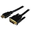 Startech HDMI to DVI-D Cable, Male to Male-
