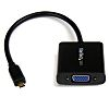 Startech Micro HDMI to VGA Adapter 255mm -