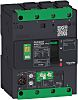 3 25 A MCCB Molded Case Circuit Breaker,