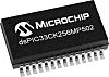 Microchip DSPIC33CK256MP502-I/SS, Microprocessor dsPIC 16bit