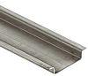 Rail DIN Legrand 2000mm x 35mm x 7.5mm, Non fendu, Rail oméga en Acier