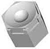Polymer Optics 201/223, LED Optic & Holder Kit,