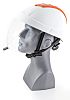 Alpha Solway E-Man White Hard Hats