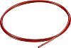 Festo Air Hose Red Polyurethane 2mm x 50m