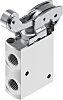 Festo Roller Lever 3/2 Pneumatic Manual Control Valve