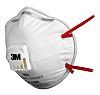 3M 8000 3M 8832 Disposable Face Mask, FFP3