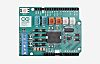 Arduino, Arduino Motor Shield Rev3 USB, L298P -