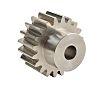 RS PRO Steel 12 Teeth Spur Gear, 12mm