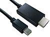 3mtr Mini Display Port M - HDMI M