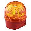 Klaxon Sounder Beacon 106dB, Amber LED, 17 →