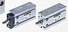 SMC Pneumatic Multi-Mount Cylinder CUK Series, Double Action,