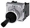 Siemens, 2 Way Joystick Switch Round, Momentary, IP20,