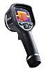 Cámara termográfica FLIR E5-XT, calibrado RS, +10 → +400 °C, +50 → +752 °F, -20 → +250 °C, -4