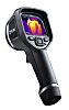 FLIR E8xt Thermal Imaging Camera, +10 → +550 °C, +50 → +1022 °F, -20 → +250 °C, -4 → +482