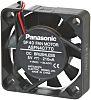 Panasonic, 12 V dc, dc Axial Fan, 40
