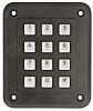 Storm IP54 12 Key Polymer Keypad