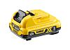 DeWALT DCB124-XJ 3Ah 12V Rechargeable Power Tool Battery,