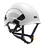 Petzl Vertex White Hard Hat with Chin Strap