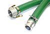 RS PRO PVC Flexible Tube, White, 4in External